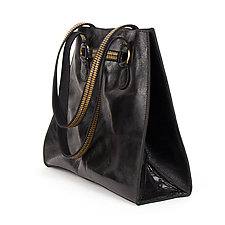 Mecca Tote by Calleen Cordero (Leather Tote)