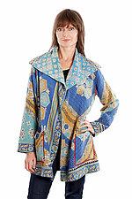 Pocket Jacket #7 by Mieko Mintz  (One Size (2-14), One of a KInd Jacket)