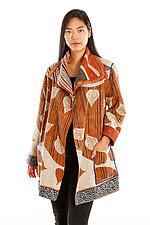 Pocket Jacket #9 by Mieko Mintz  (One Size (2-14), One of a KInd Jacket)