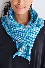 Panama Scarf by Sonya Mackintosh  (Wool Scarf)