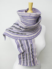 Belle Epoch Scarf by Sonya Mackintosh  (Wool Scarf)