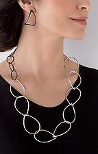 Diana Necklace by Megan Auman (Silver Necklace)