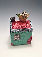 Expecting Mom by Lilia Venier (Ceramic Box)