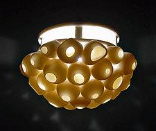 Barnacles Pendant Lamp by Lilach Lotan (Ceramic Pendant Lamp)