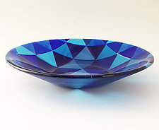 Going by Sabine  Snykers (Art Glass Bowl)