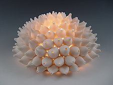 Shells Light by Lilach Lotan (Ceramic Table Lamp)