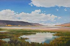 Hart Lake by Allan Stephenson (Giclee Print)