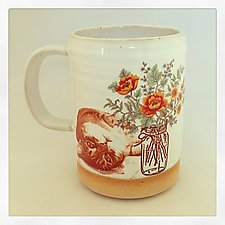 Just a Fabulous Cup Color Edition by Chris Hudson and Shelly  Hail (Ceramic Mug)