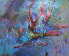 Terpsichore by Cathy Locke (Giclee Print)