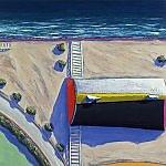Coastal Shadows 3 by Doug Morris (Giclée Print)