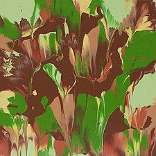 Calla by Cassandra Tondro (Acrylic Painting)