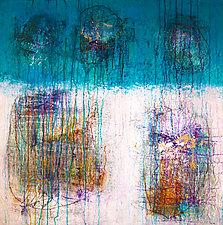 Echoed by Amy Longcope (Acrylic Painting)