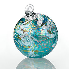 Neverland by Bryce Dimitruk (Art Glass Ornament)