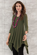 La Luz Tunic by Noblu   (Knit Tunic)