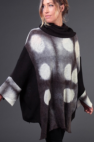 Cuffed Cowl Tunic