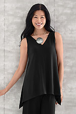 Sleeveless Mimic Top by Sympli  (Knit Tunic)