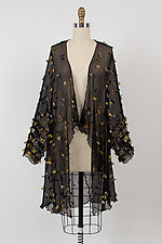 Pezzo Long Jacket by Deborah Murphy (Silk Jacket)