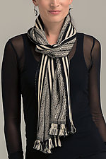 Deep V by Pamela Whitlock (Bamboo Scarf)
