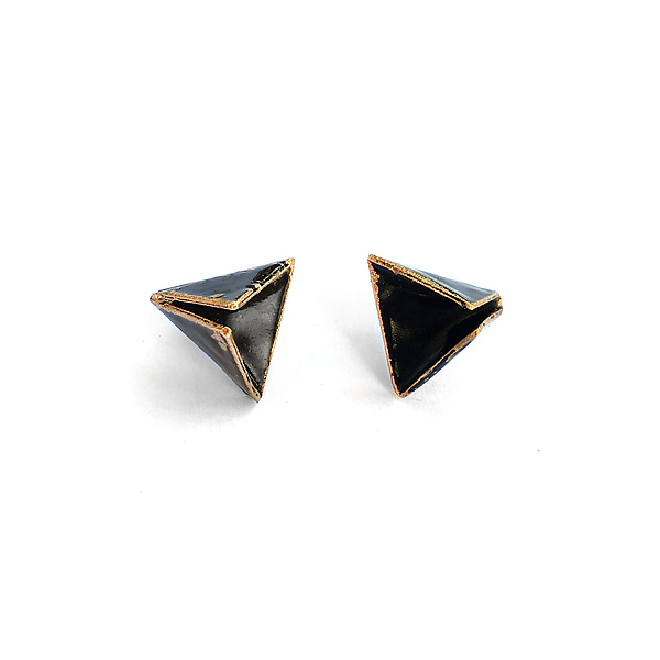 Reveal Triangle Studs