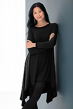 Angle Tunic by Planet   (Knit Tunic)