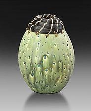 Granite Creek Vessel by Valerie Seaberg (Ceramic Vessel)
