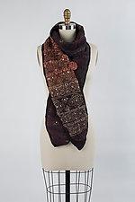 Khadi Scarf by Janice Kissinger (Silk & Wool Scarf)