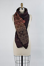 Khadi Scarf by Janice Kissinger  (Silk & Wool Scarf)