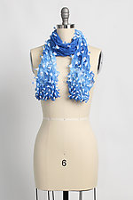 Large Epidermis Ocean Scarf by Yuh Okano (Woven Scarf)
