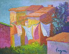 Fresh Air by Dorothy Fagan (Oil Painting)