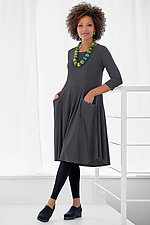 Diane Dress by Comfy USA  (Knit Dress)
