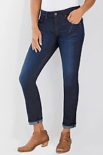 Girlfriend Straight Leg Jeans by Parker Smith  (Straight Leg Jeans)