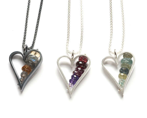 Small Heart Necklaces