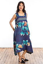 Tent Dress #2 by Mieko Mintz  (One Size (2-14), Cotton Dress)
