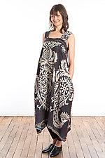 Tent Dress #3 by Mieko Mintz  (One Size (2-14), Cotton Dress)
