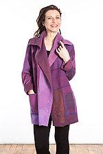 Pocket Jacket #4 by Mieko Mintz  (One Size (2-14), Cotton Jacket)