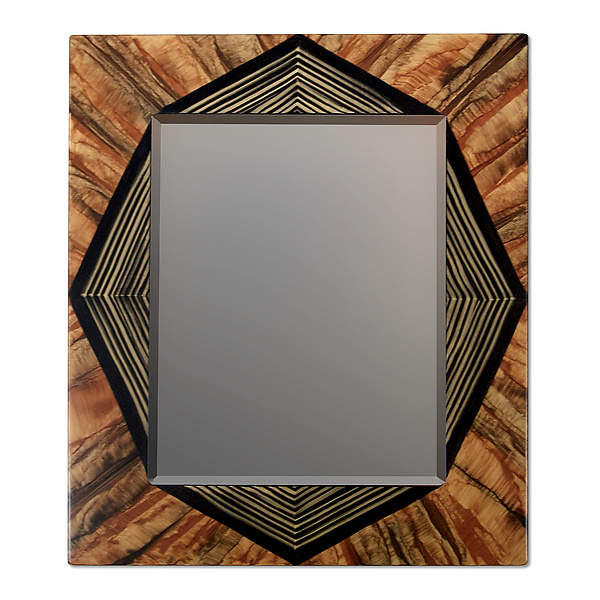Tiger Diamond Mirror
