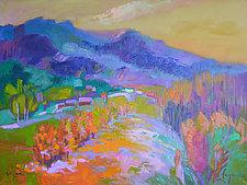 Heartland II by Dorothy Fagan (Oil Painting)