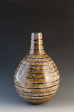 Pod Vase by Richard S. Jones (Art Glass Vase)
