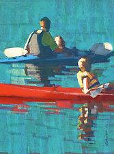 PFD by Nancy Grist (Giclee Print)