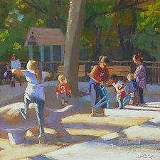 Saturdays by Nancy Grist (Giclee Print)