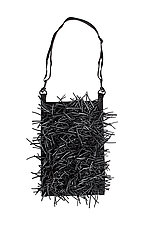 Mesh Bag with Neoprene Tubing by Susan Bradley (Mesh Purse)
