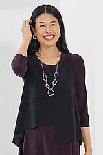 Mandy Topper by Comfy USA  (Knit Top)