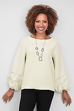 Aideen Top by Beau Jours  (Woven Top)