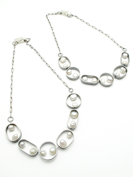 Pearl Connections Necklace