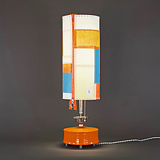 Baby Lemonade II by Mark  Taylor and James Aarons (Mixed-Media Table Lamp)