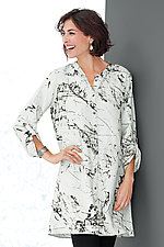 Franca Tunic by Beau Jours  (Woven Tunic)