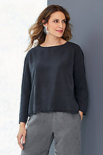 Lucca Tencel Top by Lisa Bayne  (Woven Top)