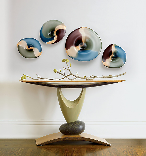 Elemental Hall Table