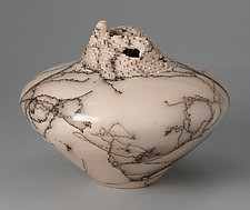 City Pot by Jeff Margolin (Ceramic Vessel)