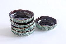 Lunar Bowl by Emil Yanos (Ceramic Bowls)